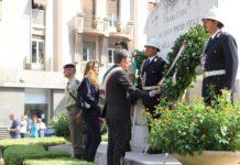 76° anniversario resistenza all'occupazione tedesca