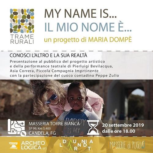 locandina 'my name is'