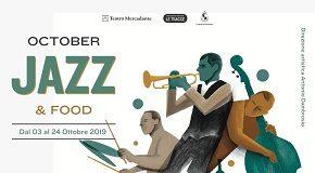 locandina october jazz