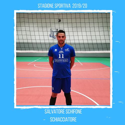 salvatore schifone (stagione 2019-2020)