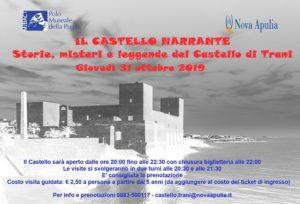 banner castello trani