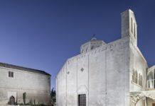 cosmo laera (1962), abbazia di san leonardo (XII secolo), Manfredonia