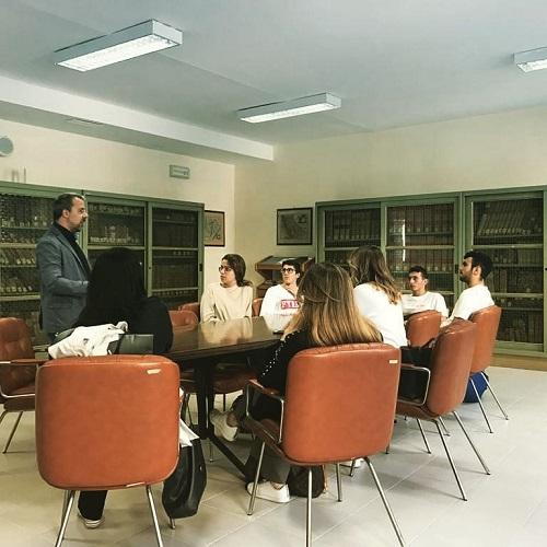 il polo liceale a giurisprudenza e ad economia e commercio