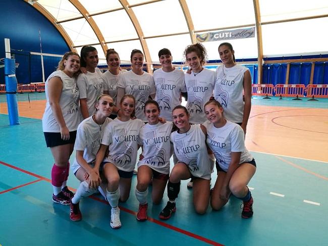 la volleyup pronta a ripartire (2019-2020)