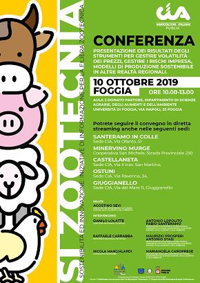 locandina conferenza foggia 10 ottobre
