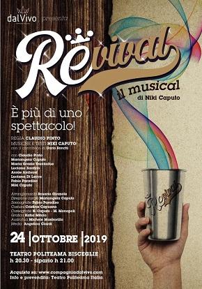 locandina revival il musical