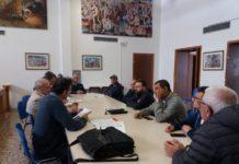riunione interventi per il miglioramento e la messa in sicurezza degli impianti sportivi comunali