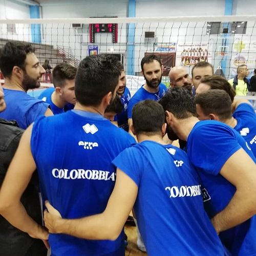 team volley club grottaglie (2019-2020)