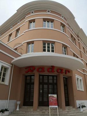 teatro radar di monopoli