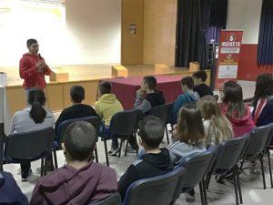 400 alunni del 'galateo-frigole' adottano il modello mabasta