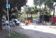 al via i lavori per impianti di illuminazione e videosorveglianza nel parco 2 giugno