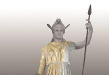 corso statua di atena