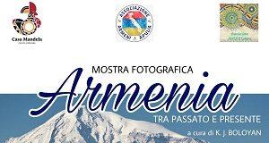 locandina armenia tra passato e presente