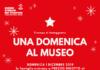 locandina 'domenica al museo'