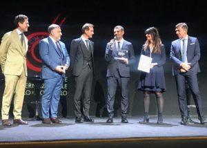 sindaco decaro riceve menzione speciale per progetto muvt all'urban award di milano