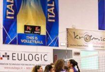 volleyup (esultanza ragazze in gruppo)