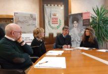 conferenza stampa mostra boldini