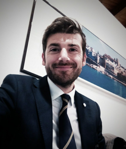 diego contino - communication manager