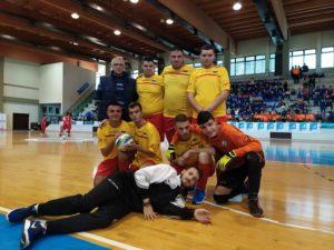 la elos bitonto trionfa al torneo internazionale 'cagliari no limits'