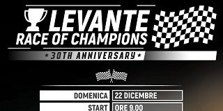 locandina levante race of champions