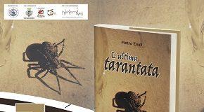 locandina presentazione del libro 'l'ultima tarantata' di pietro zauli