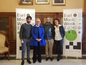 presentazione bari music week