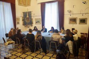 riunione commissione mensa