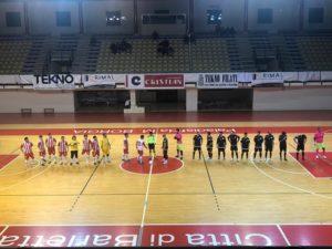 barletta - cus bari (calcio a 5)