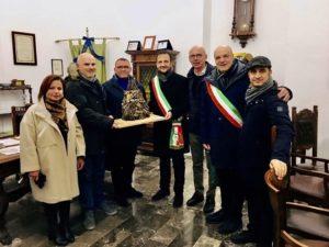 delegazione castellanese alla focara di novoli