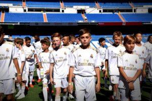 scuola calcio real madrid
