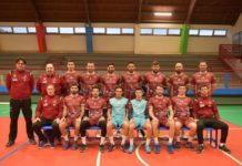 volley club grottaglie (foto squadra 2019-2020)