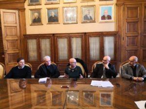 conferenza stampa di presentazione del bando per il corteo storico di san nicola