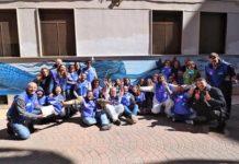 incontro tra assessore romano, retake e dirigenti scolastici per operazioni di decoro urbano nelle scuole