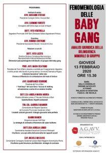 manifesto baby gang