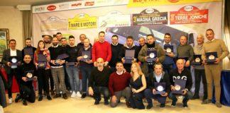 premiazione 2 camp grande salento dgr group