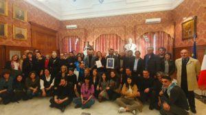 tre anni della casa delle bambine e dei bambini - riconoscimento dell'amminsitrazione ai donatori