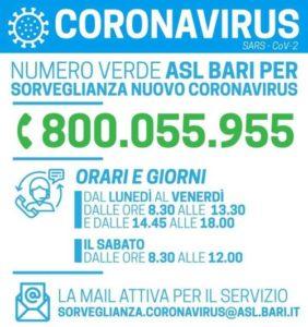 disposizioni coronavirus