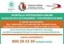 centro antiviolenza comunale - attività sportello online politecnico