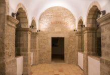interno di torre alemanna