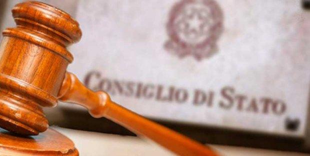 ordinanza (sentenza) consiglio di stato