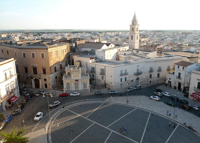 piazza catuma Andria