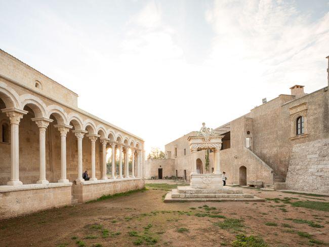 abbazia di santa maria di cerrate, foto filippo poli, 2018© fai - fondo ambiente italiano
