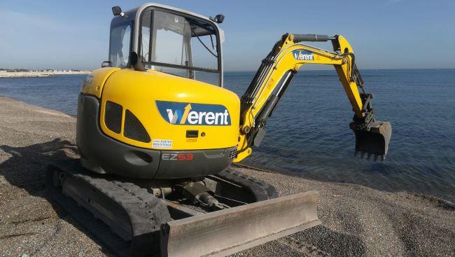 al via gli intereventi di manutenzione delle spiagge cittadine