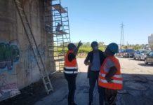 interventi manutenzione ponte via callano barletta