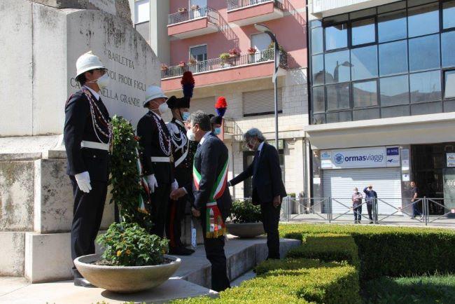 barletta celebra il 2 giugno