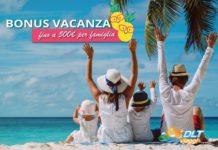 dlt viaggi anticipa il bonus vacanza - la guida per l'estate 2020