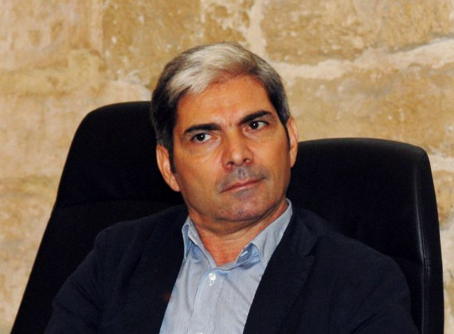 francesco riondino (presidente csv taranto)