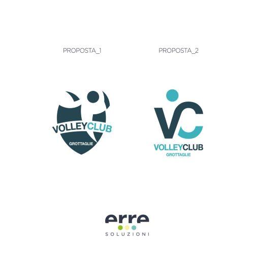 logo volley club grottaglie