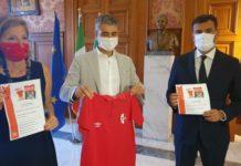 tutti in gioco - consegna del ricavato della campagna solidale di umbro italia