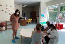 attività ludico-ricreative per 150 bambini tra i 3 e i 36 mesi